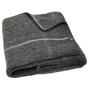 For Use In Winter Cold Wholesale Blanket in Gray