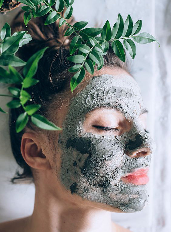 HOMEMADE BENTONITE CLAY MASKS for every skin type
