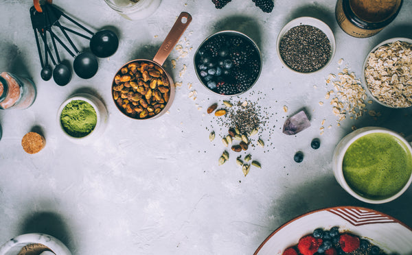 How to Supercharge Your Mind With Herbs and Foods