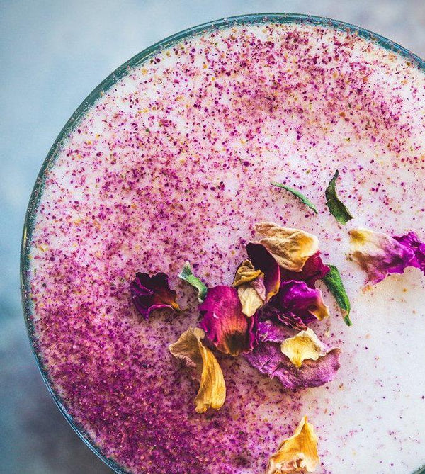 BLUE, ROSE & EARL Grey Superherb Latte