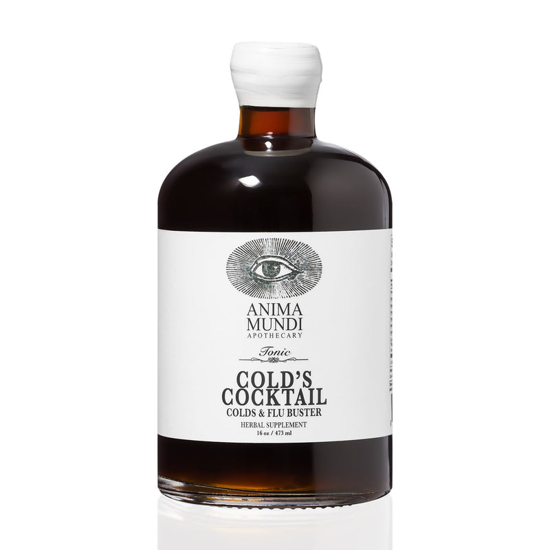 COLD'S COCKTAIL / High Potency Colds & Flu Tonic