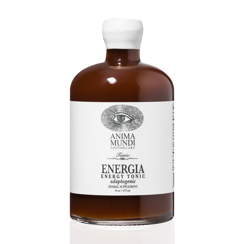 ENERGIA / Adaptogenic Energy Tonic *New High Potency