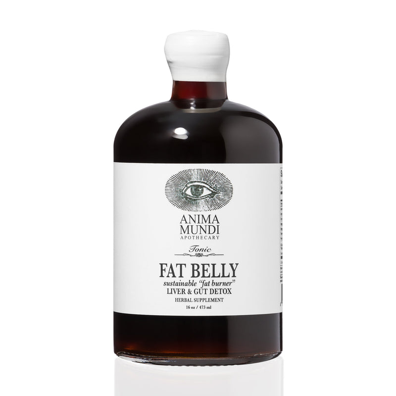 FAT BELLY TONIC Liver + Gallbladder Love
