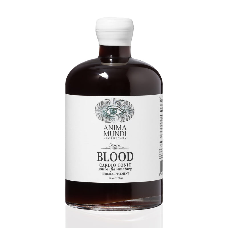 BLOOD TONIC Rainforest Cardio Support