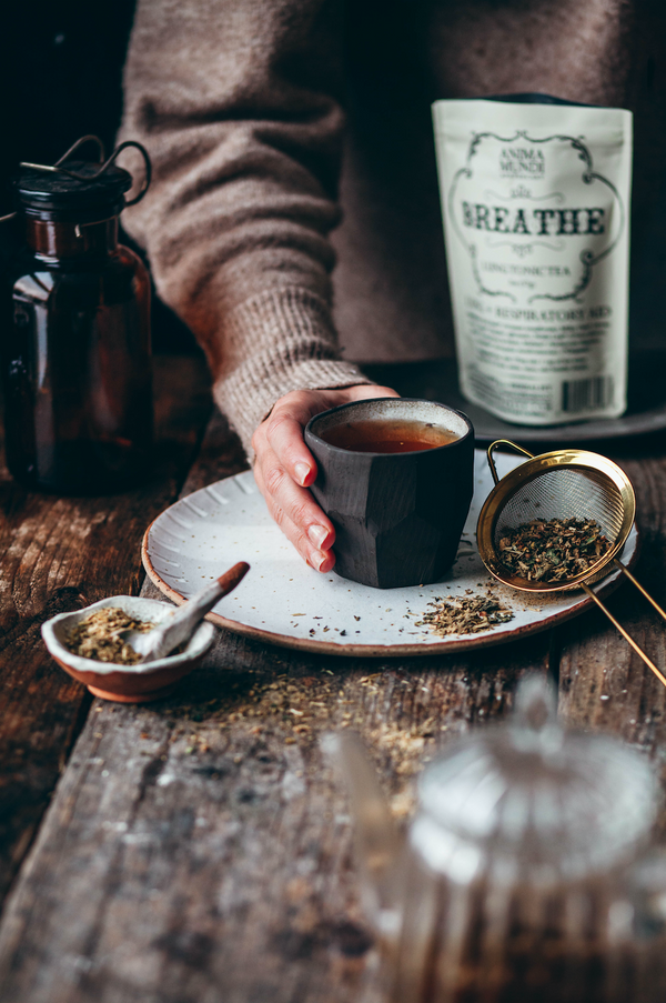 BREATHE: Lung Tonic Tea