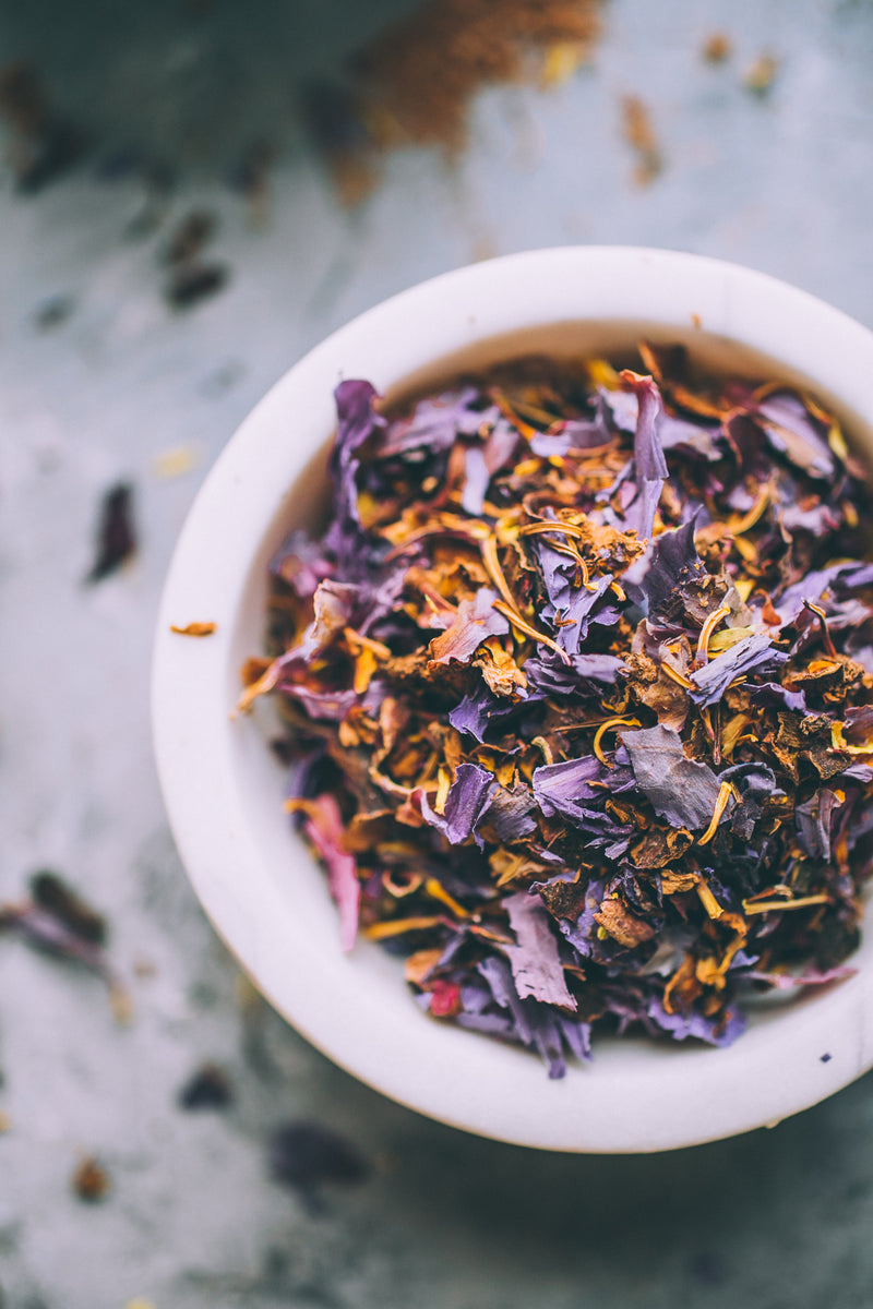 BLUE LOTUS : Flower of Intuition Tea