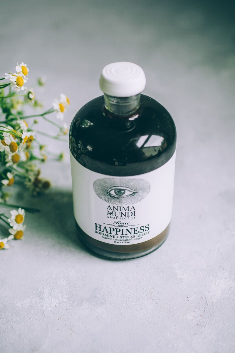 HAPPINESS TONIC : Dopamine + Stress Relief - NEW Higher Potency!