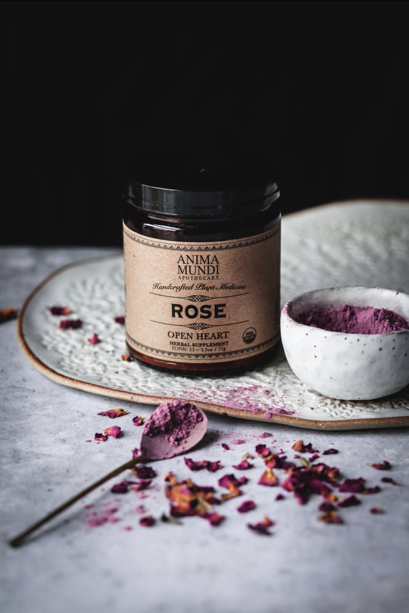 ROSE Powder : Heart Opener