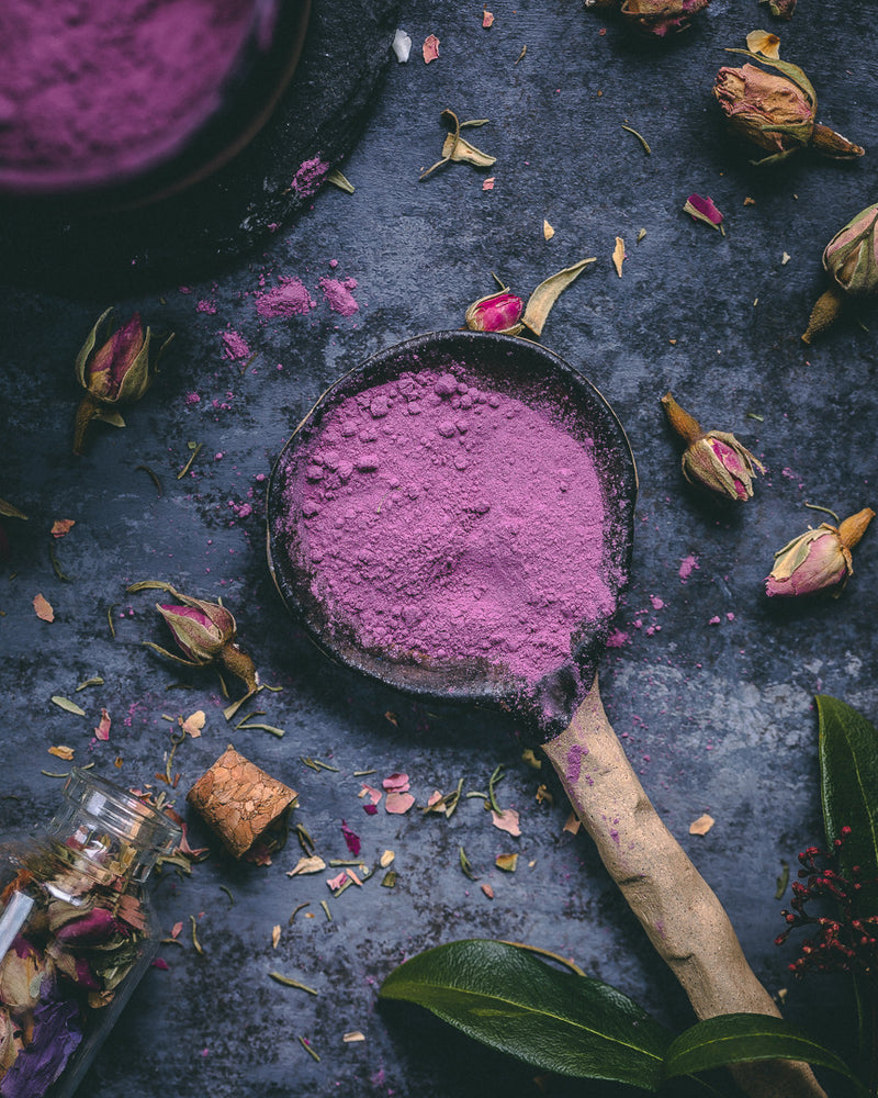 ROSE Powder 100% Organic