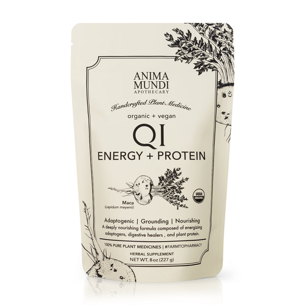 Qi Energy & Protein Adaptogenic Superpowder