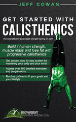 The Ultimate Guide To Calisthenics [CYBER MONDAY/ BLACK FRIDAY ]