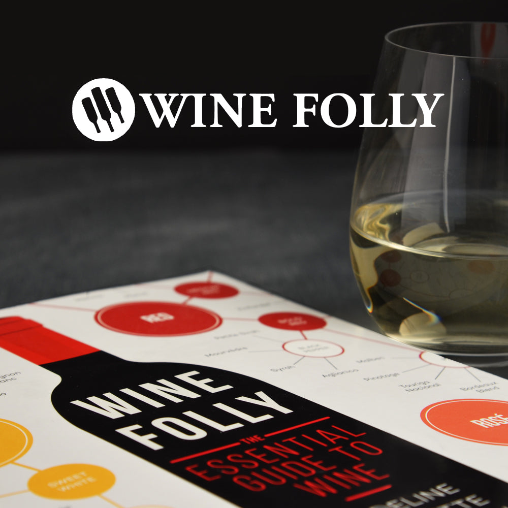Wine Folly and Uproot Wines gift set. The ultimate wine gift for the ultimate wine lover.