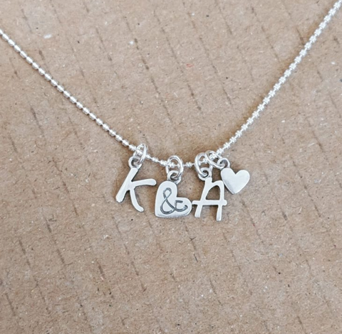 '& Love' Necklace