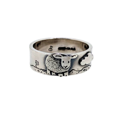 Sheep Ring