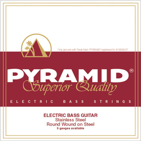 Pyramid Electric Bass Strings