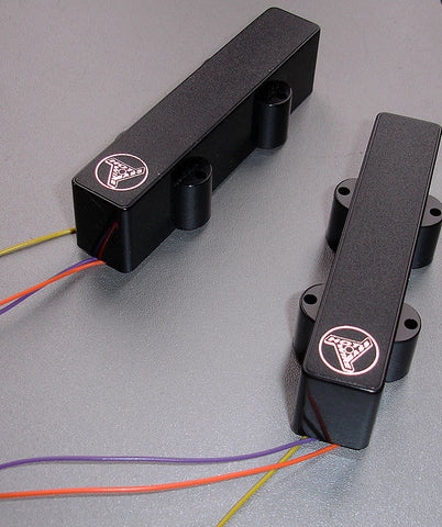 Hot Wire Stacked J-Type Pickups