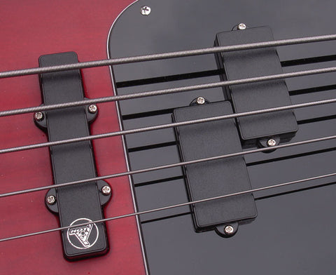 Hot Wire P-J Pickups