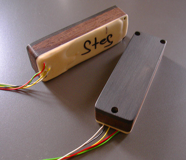 Hot Wire Motherbucker Pickups