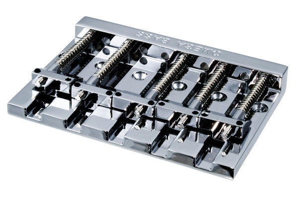 OMEGA BASS BRIDGE 5 STRING CHROME  Badass-style ALLPARTS