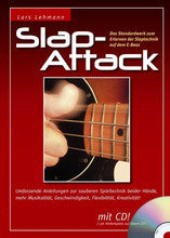 SLAP-ATTACK! Bass-Buch mit CD