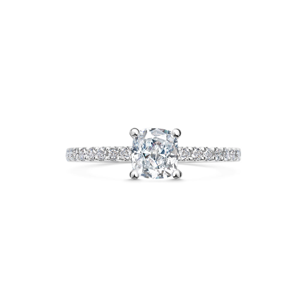 KAIA cushion cut