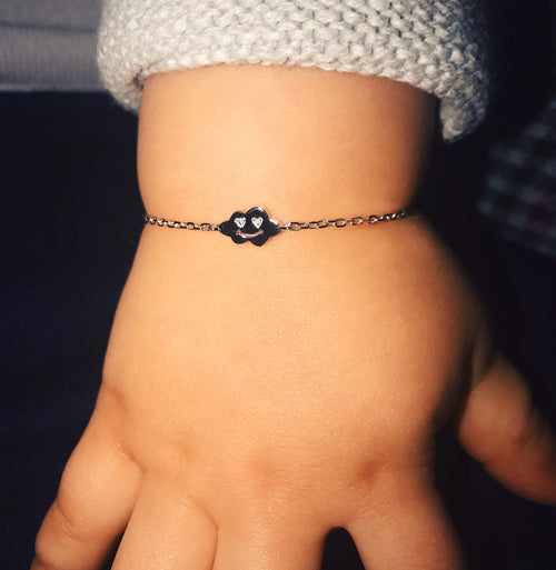 CLOUD DIAMOND BRACELET