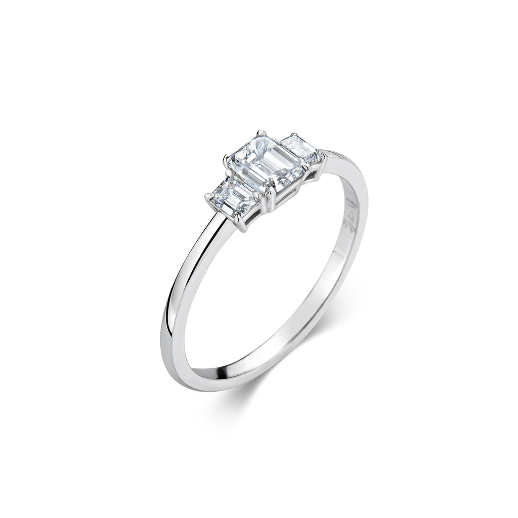 LIZ EMERALD CUT