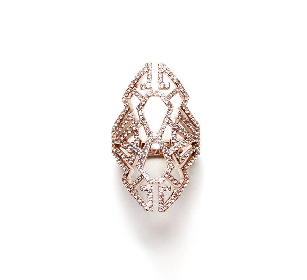 LIEV ART D. RING - Rosé Edition - LEO MATHILD  - 1