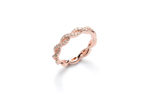 PAZ RING - ROSÉ EDITION - LEO MATHILD  - 2