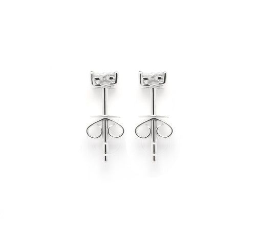 STELLA Studs - gold and diamonds - LEO MATHILD  - 2