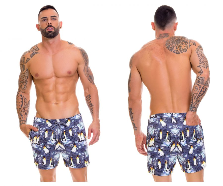 Arrecife 0666 South Swim Trunks Color Printed