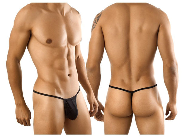 CandyMan 9586 Thong Color Black