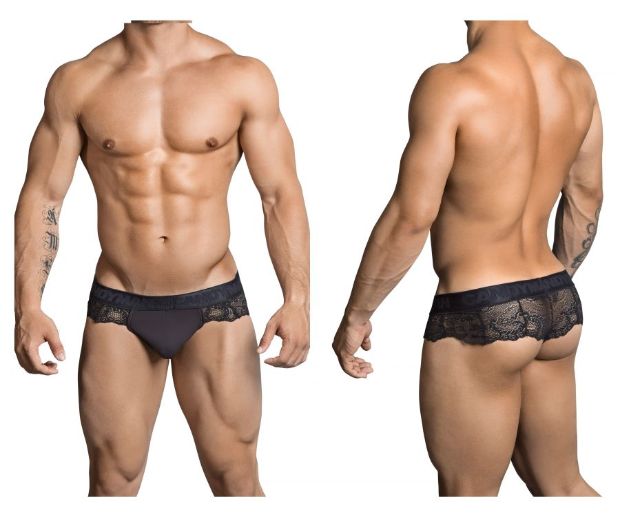 CandyMan 99304 Thongs Color Black