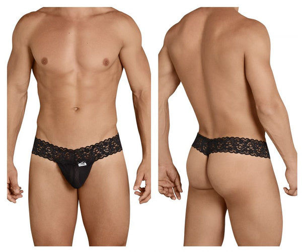 CandyMan 99370 Thongs Color Black