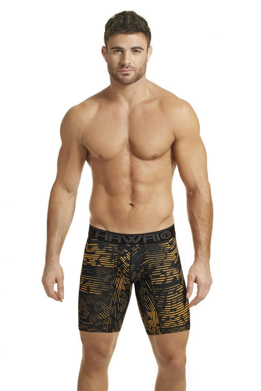 HAWAI 41801 Boxer Briefs Color Orange