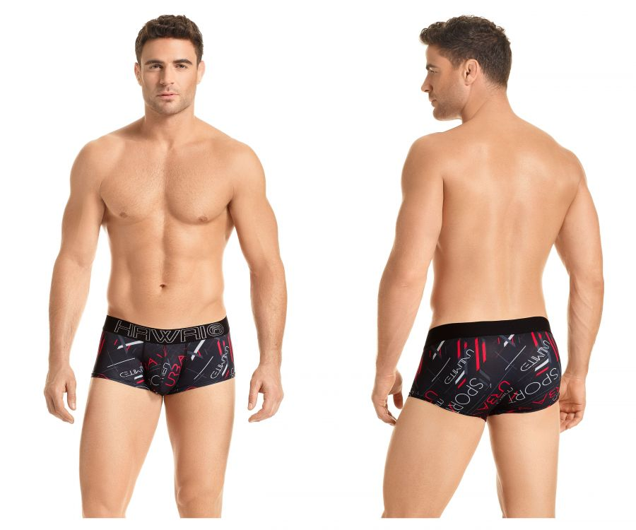 HAWAI 41932 Briefs Color Black