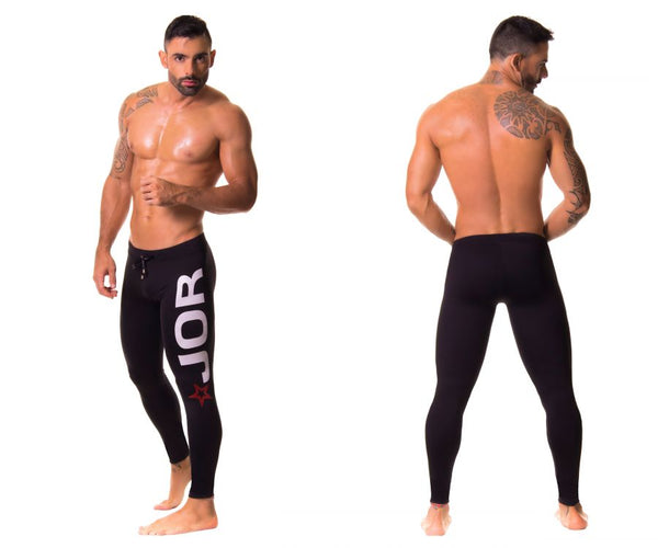 JOR 0163 Olimpic Athletic Pants Color Black