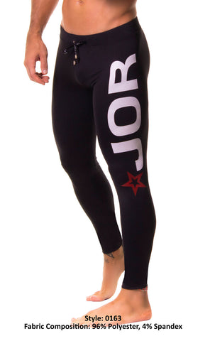 0163 Olimpic Athletic Pants Color Black