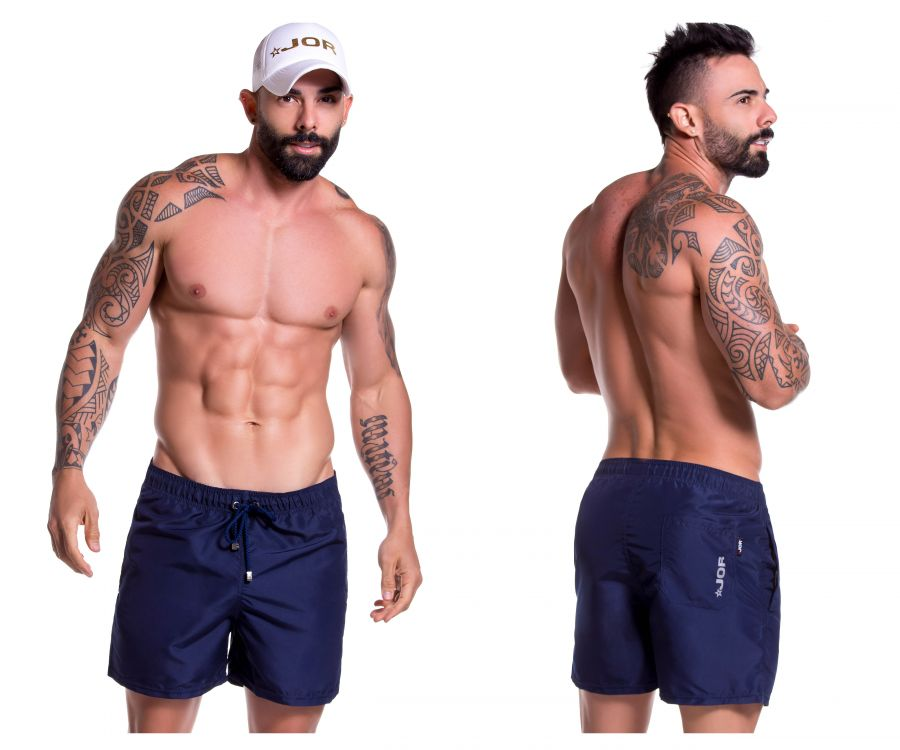 JOR 0786 Torino Athletic Shorts Color Navy