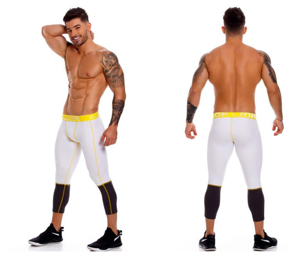 JOR 1169 Rally Athletic Pants Color White