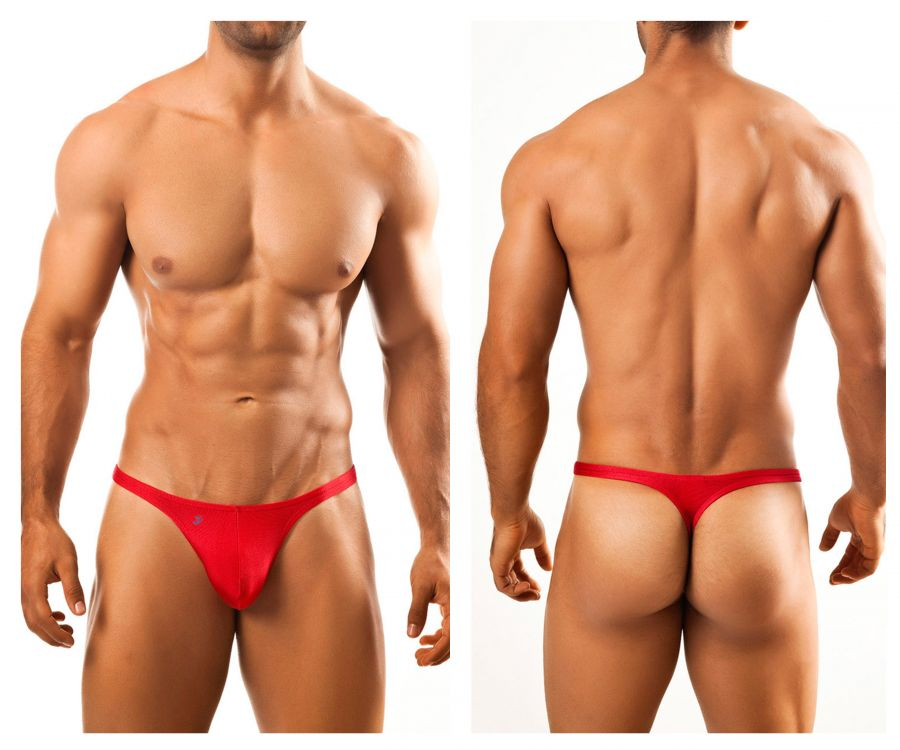 Joe Snyder JS03 Thong Color Red