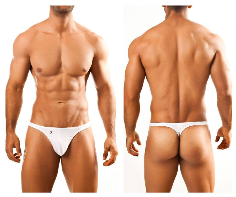 Joe Snyder JS03 Thong Color White