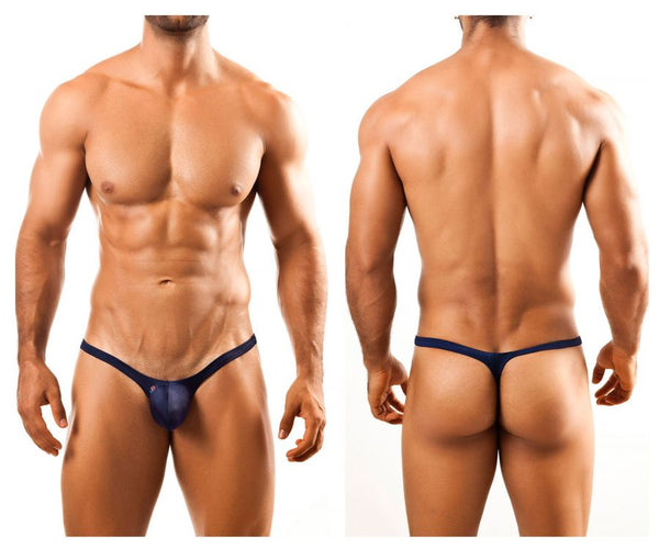 Joe Snyder JSBUL02 Bulge Tanga Color Navy