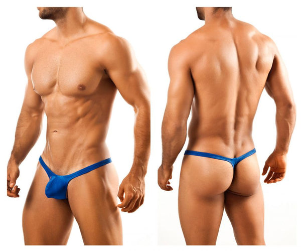 Joe Snyder JSBUL02 Bulge Tanga Color Royal