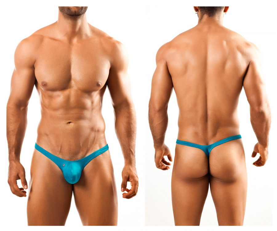 Joe Snyder JSBUL02 Bulge Tanga Color Turquoise