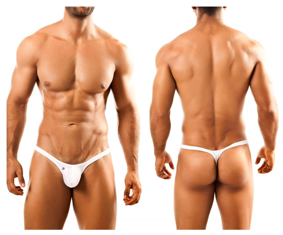 Joe Snyder JSBUL02 Bulge Tanga Color White