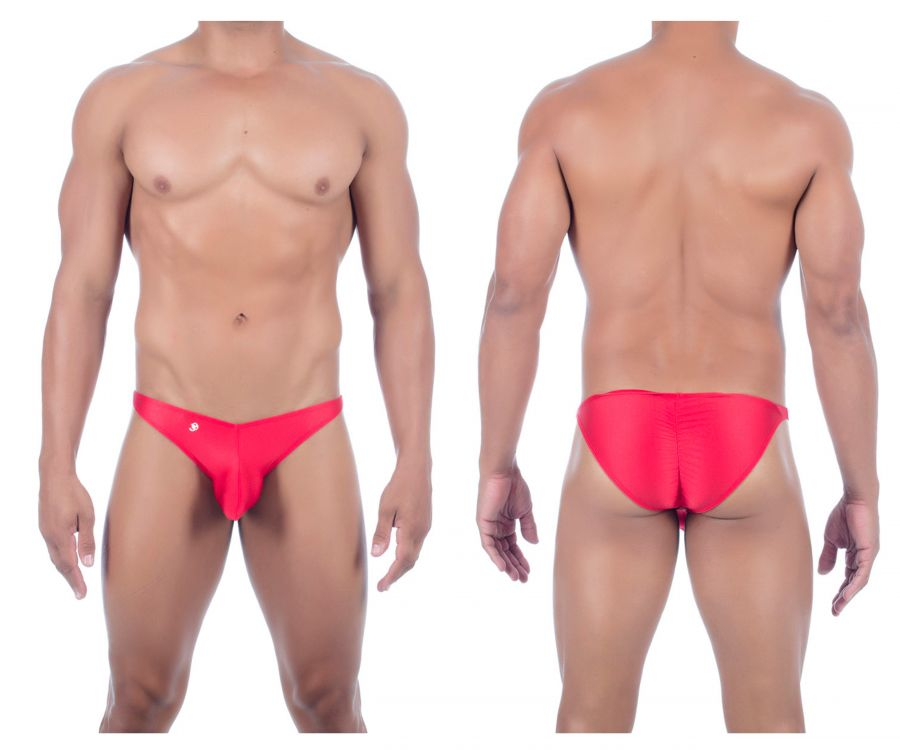 Joe Snyder JSMBUL01 Maxibulge Bikini Color Red