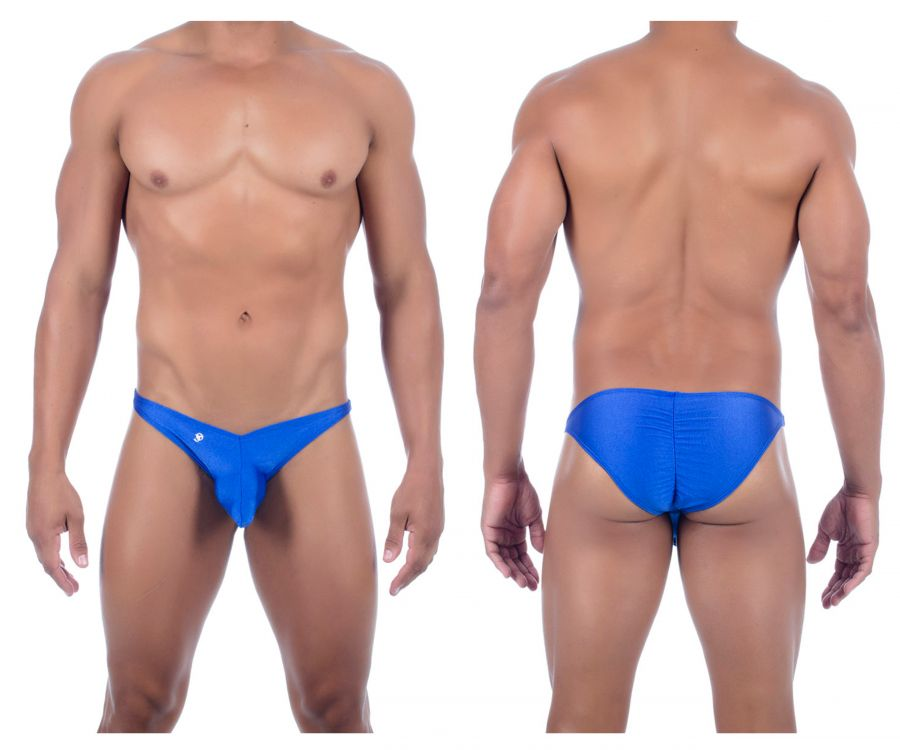 Joe Snyder JSMBUL01 Maxibulge Bikini Color Royal