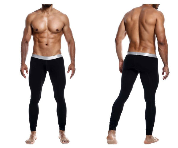 MaleBasics MB105 Classic Pima Long Johns Color Onix