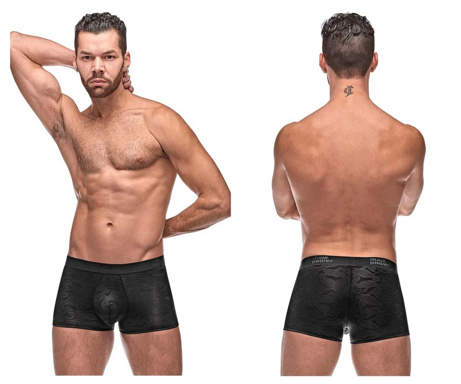 Male Power 145-263 Impressions Short Color Black